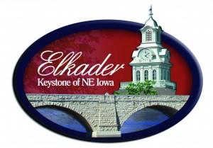 City of Elkader Logo